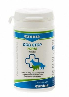 Canina - Dog-Stop forte - Tabletten 60St PZN: 0471202