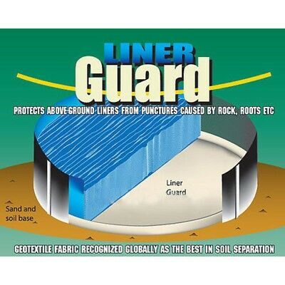 Liner Guard LG18R 18' Round Pool Premium Floor Padding 18 Ft Size 8R