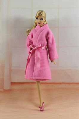 Pink NIGHTGOWN For Barbie doll Clothes
