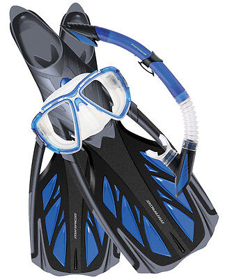 Mirage Platinum Snorkeling Kit Set