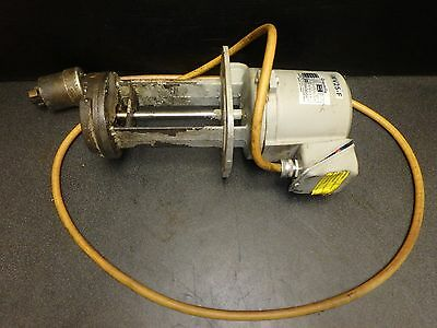 Graymills Coolant Pump IMV25-F _ IMV25F _ 1MV25-F _ 1/4 HP PUMP