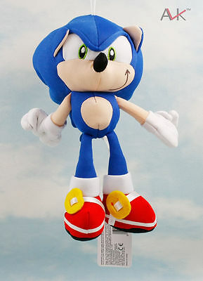 Sonic The Hedgehog SEGA Sonic Stuffed Plush Soft Doll Toy Cute Gift