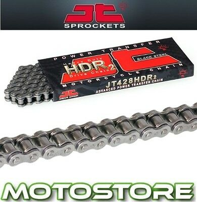 Jt Hdr Heavy Duty Chain Fits Yamaha Mt125 Abs 2015
