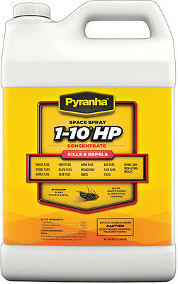Pyranha Pyranha Fly Space Spray 1-10 HP Concentrate for 55 Gallon Spray System