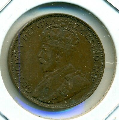 1914 Canada Large Cent, Very Fine-Extra Fine, Great Price!