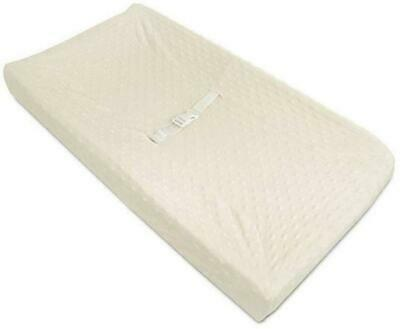Little Haven Changing Pad Cover (Ivory)