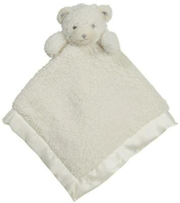 Little Haven Bear Security Blanket (Cream) Free Shipping!