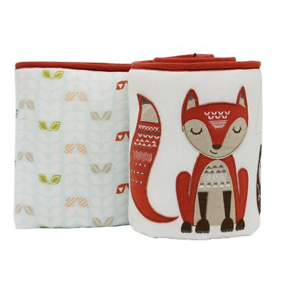 Little Cloud Cot Bumper - Clever Fox