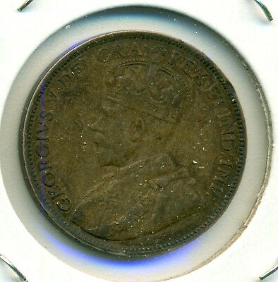 1914 Canada Large Cent, Very Fine, Great Price!