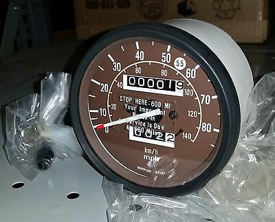 Speedometer for Suzuki Motorcycles w/ Odometer