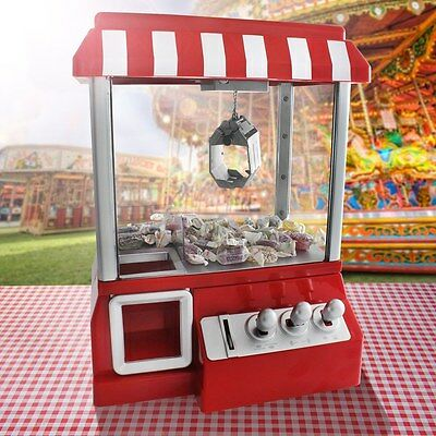 Candy Grabber - Home Fairground Arcade - Mini Sweet Claw - Novelty