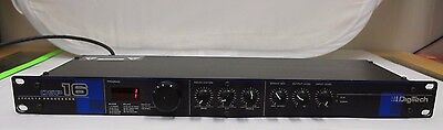 DigiTech DSP 16 Effects Processor RE-DSP16