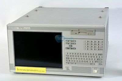 Agilent HP 16702A Logic Analysis System 3x 16717A Modules - Opt 003