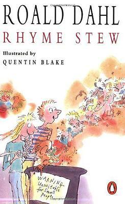 Rhyme Stew (Puffin Books), Roald Dahl | Paperback Book | Acceptable | 9780140343