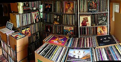 Pick 5 Laserdiscs from List for $6.50 - Some covers have splits or stickers