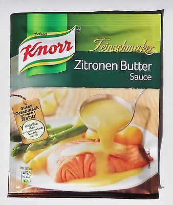 5x Knorr Feinschmecker - Lemon Butter Sauce