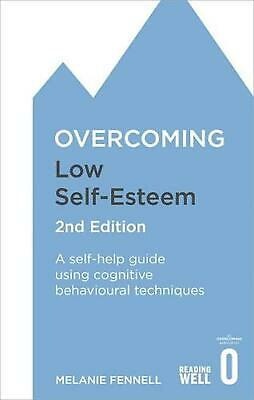 Overcoming Low Self-esteem by Melanie Fennell Paperback Book (English)