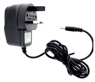 Ce Approved Uk Mains Wall 3 Pin Charger For Psp 2000 1000 & Lite 3000