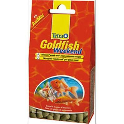 Record Tetra Goldfish Week & Holiday-40 Sticks 12Gr.7 Gg.