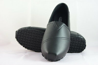 Womens Slip Resistant Shoes Fashion Casual Work for Waitress or Nurses