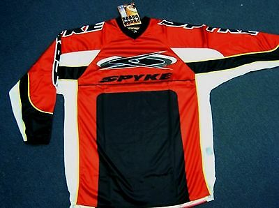 MOTOCROSS JERSEY 2XL Honda Red NEW! Motorcross Dirtbike Enduro MX ATV