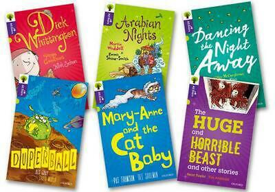 Oxford Reading Tree All Stars: Oxford Level 11 All Stars Pack 3a Pack of 6 by Se