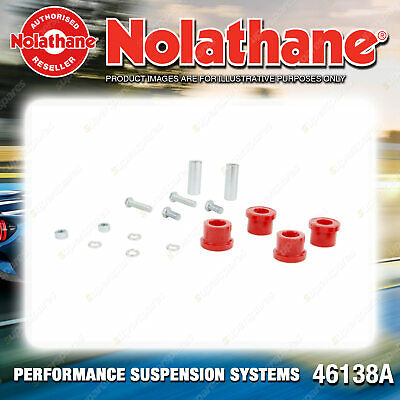 Nolathane IRS camber adjust kit Rear for Holden Commodore VY VZ 02-06