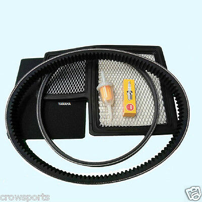 Yamaha Golf Cart Tune Up Kit For G29 Drive Models 2012.5 And Up With Belts