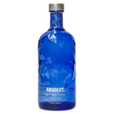 Absolut Vodka Facet 700ml 40% Vol.