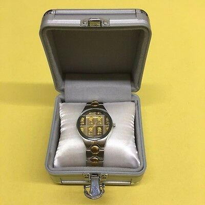 The Simpsons Golden Homer Collectible Watch BRAND NEW in Case!