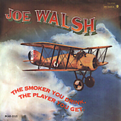 Joe Walsh - Smoker You Drink the Player You Get [New CD]