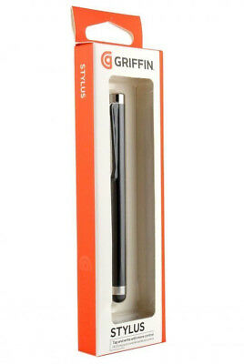 Griffin Stylus Pen For iPad, iPhone 6/6s/5s/SE & iPod Touch - Black GC35027