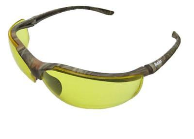 Elvex Acer Safety/Shooting/Tactical/Glasses Amber Lens Ballistic Rated Z87.1