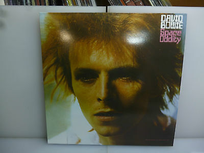 David Bowie-Space Oddity-U.k. Cover Red Vinyl Lp-New. Sealed.
