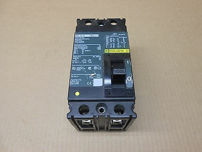 1 New Square D Fal Fal24020 Circuit Breaker 2 Pole 40A 40 Amp 480V