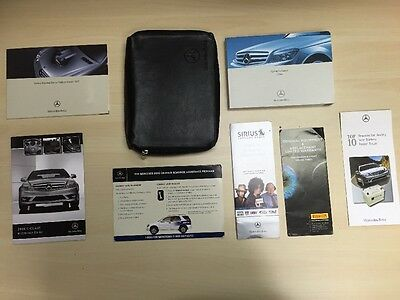 Mercedes Benz C Class  2008 Owners Manual Books  / Case / Free Shipping