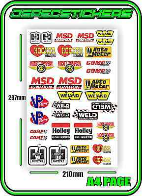 Rc Crawler Scale Decal Set Axial Hpi Vaterra Losi Rock Crawl Misc Brands Hsp
