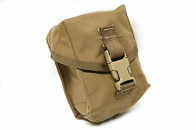 NEW Coyote Brown MOLLE II Ammo Saw Pouch 100 Round ILBE General Utility