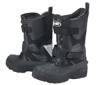 HJC Snow Standard Cold Weather Waterproof Insulated Snowmobile Winter Sport Boot