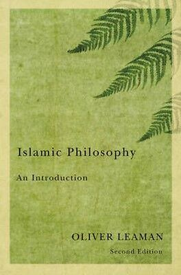 Islamic Philosophy by Oliver Leaman Hardcover Book (English)
