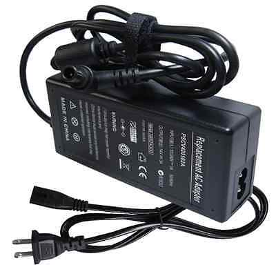 AC Power Adapter Cord for Samsung SyncMaster S24 S27 Series LED LCD TV Monitor