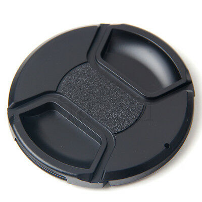 5pcs 77mm Center-Pinch Snap-on Front Lens Cap Cover for Canon Nikon MA