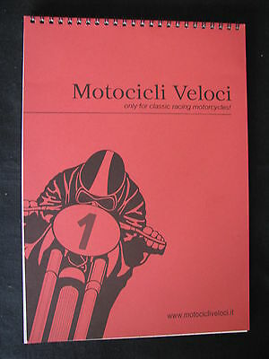 Lap chart book for Classic Motorracing