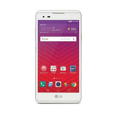 LG Tribute HD 16GB LTE Smartphone  for Virgin Mobile - New