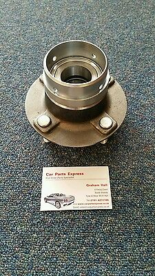 Ford Focus Rs Mk1 New Rear Wheel Bearing Hub And Spacer