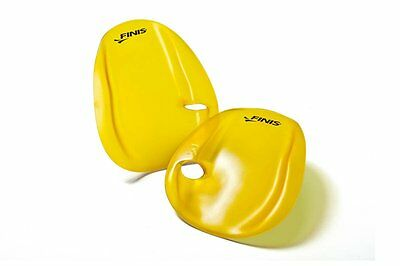 Finis Agility Hand Paddles Yellow Large
