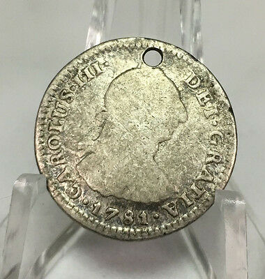1781 Mexico Reale
