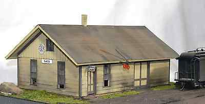 Building & Structure Co S Scale Gato Section House / Depot  Csm 4104S