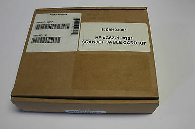 *New* HP #C6271F#101 Scanjet Cable Card Kit