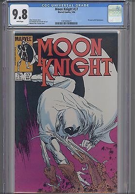 Moon Knight #37  CGC 9.8 1984 Marvel  Comic: NEW CGC Frame